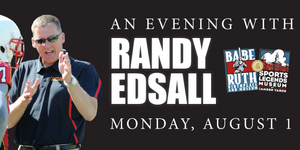 An Evening with Randy Edsall